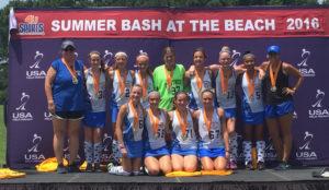 Panthers-U14-gold-medal-at-beach-bash