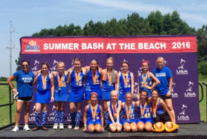 Panthers-u12-silver -medal-at-beach-bash